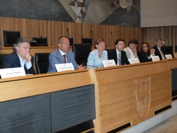 La Commisssione speciale del Consiglio provinciale di Bolzano sull'apprendimento della seconda lingua