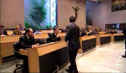 Istantanea del Consiglio Provinciale di Bolzano