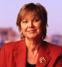 Il Ministro Linda Lanzillotta